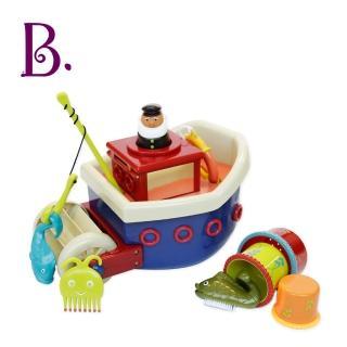 【美國B.Toys】B.Toys小船長釣魚組