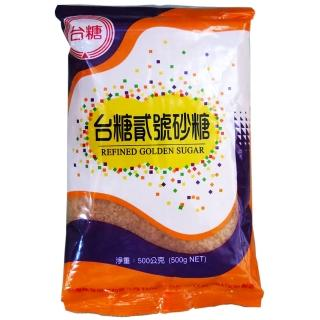 《台糖》0.5KG二砂  500g