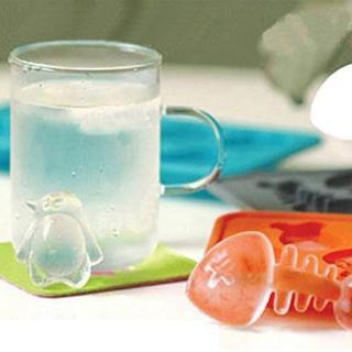 【PS Mall】魚骨頭造型冰格/製冰器- 來點不一樣的冰塊 清涼一下吧(J072)