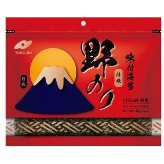 【極餐】野海苔-辣味(40G-包)