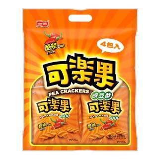 【可樂果】酷辣-量販包(57G*4包)