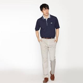 【KADA】紳仕休閒男款短袖POLO衫(36007)