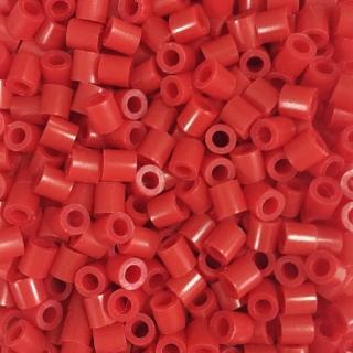 《Perler 拼拼豆豆》1000顆單色補充包-05紅色