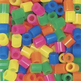 《Perler 拼拼豆豆》1000顆混色補充包-51霓虹色系