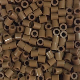 《Perler 拼拼豆豆》1000顆單色補充包-21淺咖啡色