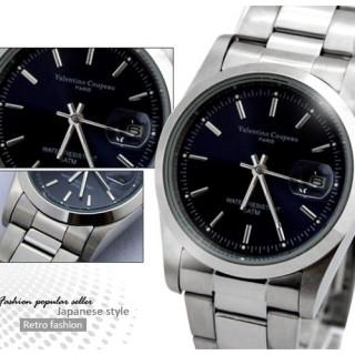 (玖飾時尚)E196范倫鐵諾不鏽鋼錶帶+錶殼