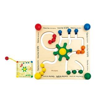 PlayMe轉盤迷宮:)邏輯推理益智玩具