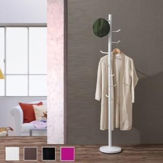 【C&B】凱特樹枝寬型衣帽架(六色可選)