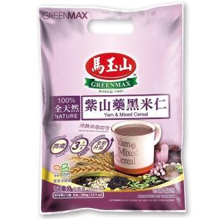【馬玉山】紫山藥黑米仁(38g*13小包/袋)