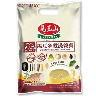 【馬玉山】黑豆多穀滋養餐(30g x14入)