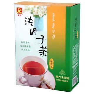 【建銓】決明子茶盒裝20包入(5g/包)