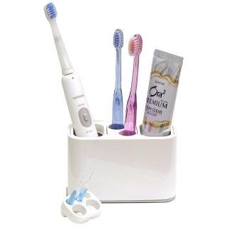 【日本LEC】可變換收納牙刷架