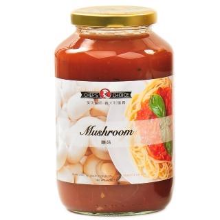 【美味大師】義大利麵醬-蘑菇(720g)