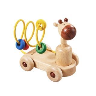 【PlayMe】寶貝露露(彩色串珠抓握玩具)