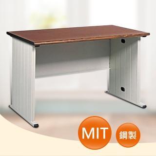 (時尚屋傢俱)140CM 胡桃木紋色BTHA辦公電腦桌( BTHA-140W)