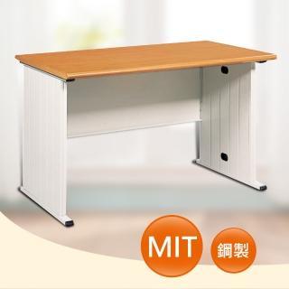 (時尚屋傢俱)140CM 木紋色STHA辦公電腦桌( STHA-140W)