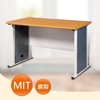 (時尚屋傢俱)140CM 木紋色辦公電腦桌( )
