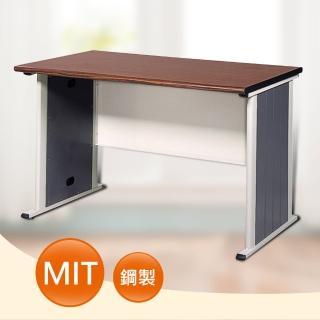 (時尚屋傢俱)140CM 胡桃木紋色辦公電腦桌( BYS-140W)