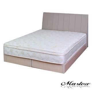 (Maslow-線條混搭)雙人床組-5尺(不含床墊)