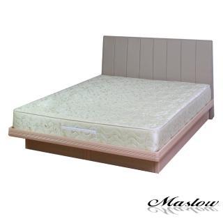 (Maslow-米蘭白橡)加大掀床組-6尺(不含床墊)3色可選