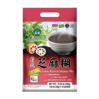 【薌園】蓮藕芝麻糊(30g*10包)