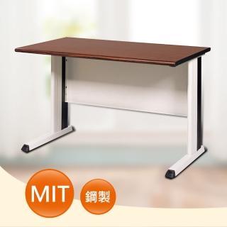 (時帖帠穩?BKD120胡桃木紋色辦公電腦桌