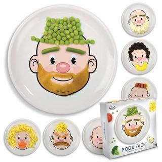 (Fred & Friends) Food Face 臉盤食物大作戰