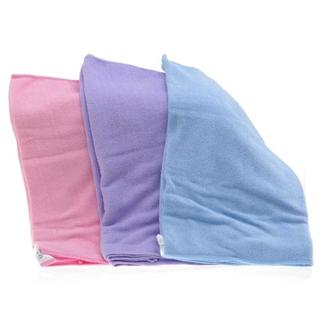 《生活大師 》超潔強力吸水頭巾-2入