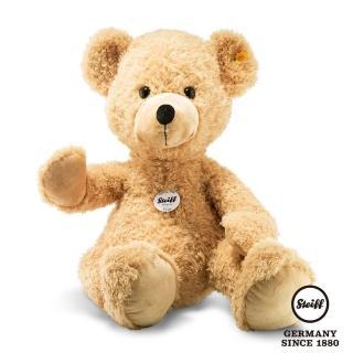 【STEIFF德國金耳釦泰迪熊】Fynn Teddy Bear 80cm(經典泰迪熊)