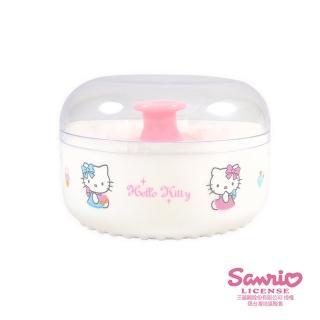 HELLO KITTY 粉撲盒