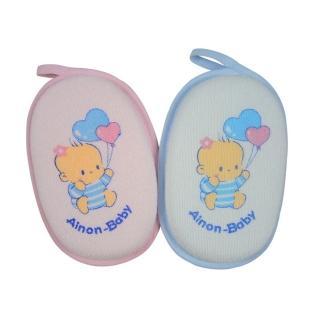 《愛儂寶貝》幼兒按摩浴棉