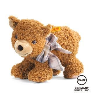 【STEIFF德國金耳釦泰迪熊】Bear Urs(嬰幼兒玩偶)