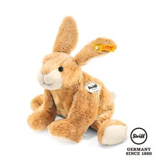 【STEIFF德國金耳釦泰迪熊】Floppy Rabbit 24cm(趴趴系列)