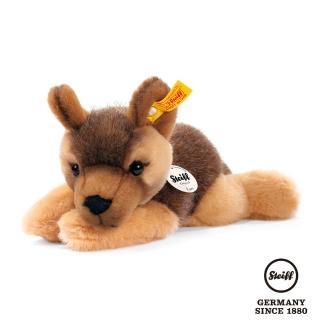 【STEIFF德國金耳釦泰迪熊】Lars German Shepherd  牧羊犬(寵物樂園)