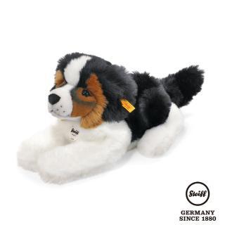 【STEIFF德國金耳釦泰迪熊】Australian Shepherd Puppy 牧羊犬(寵物樂園)
