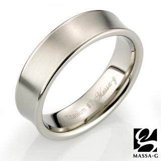 【MASSA-G】MASSA-G DECO系列 Double Ring(Sware 鈦金男戒)