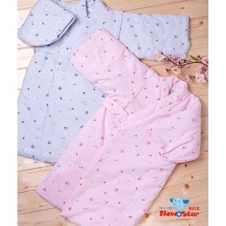 【聖哥 NewStar】MIT人氣嬰幼兒鋪棉和服 秋冬必備(加厚、粘扣式腰帶 MIT 媽咪 推薦)