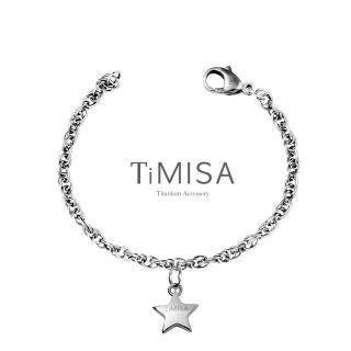 【TiMISA】幸運流星雨 純鈦手鍊