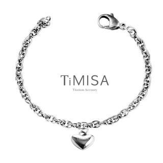 【TiMISA】真心愛語 純鈦手鍊