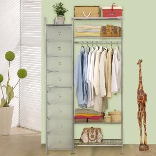 【巴塞隆納】WP4+D型60公分衣櫥架(無防塵)