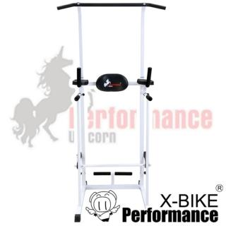 【Performance X-BIKE】50700 肌肉訓練單槓(仰臥起坐 伏地挺身 多功能訓練架)