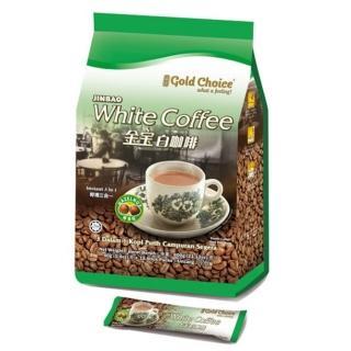 【馬來西亞 暢銷品牌】金寶白咖啡-榛果(40gx15小包)