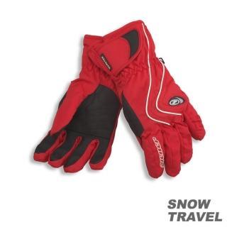【SNOWTRAVEL】GORE-TEX防水功能手套 第一代(紅色)