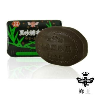 【蜂王】黑砂糖香皂80g(六入禮盒)