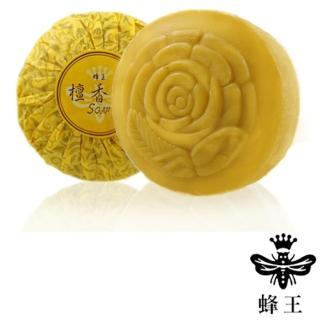 【蜂王】檀香皂100g(六入禮盒)