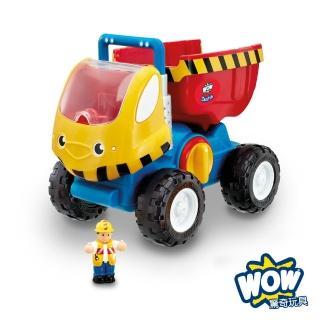 【英國WOW Toys】巨輪大卡車 杜德里