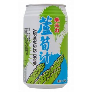 【維大力】蘆筍汁 340ml(24入/箱)