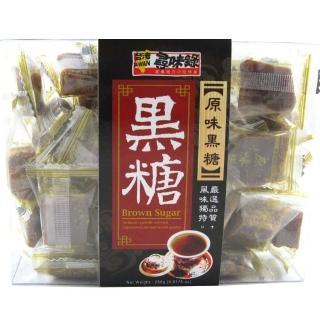 【台灣尋味錄】原味黑糖塊(220G)