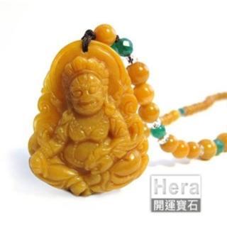 HERA藏傳財富黃財神招財套組