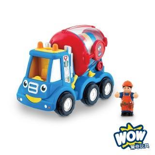 【英國WOW Toys】水泥車 麥克
